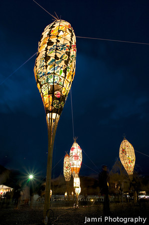 The Big Lanterns