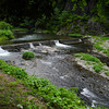 A Manmade Waterfall
