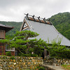 Miyama House with Tiled Roof