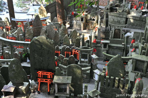 One of the Side Shrines