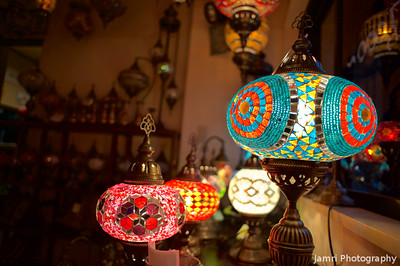 Another View of the Lanterns