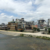 Across the Kamogawa