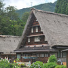 Village House. In the village of Suganuma, Nanto city, Toyama Prefecture Japan.