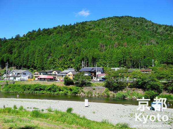 The Best Swimming Spot in Kyoto