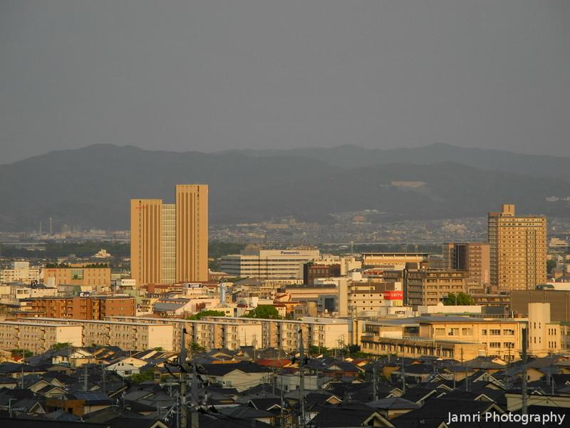 Towards JR Nagaokakyo