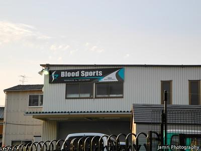 Blood Sports???
