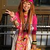 Hippy Girl, Shinsaibashi, Osaka, Japan