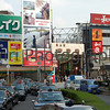 Taxis, Namba, Osaka, Japan