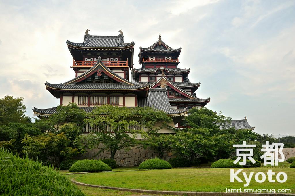 Kyoto's Abandoned Castle
