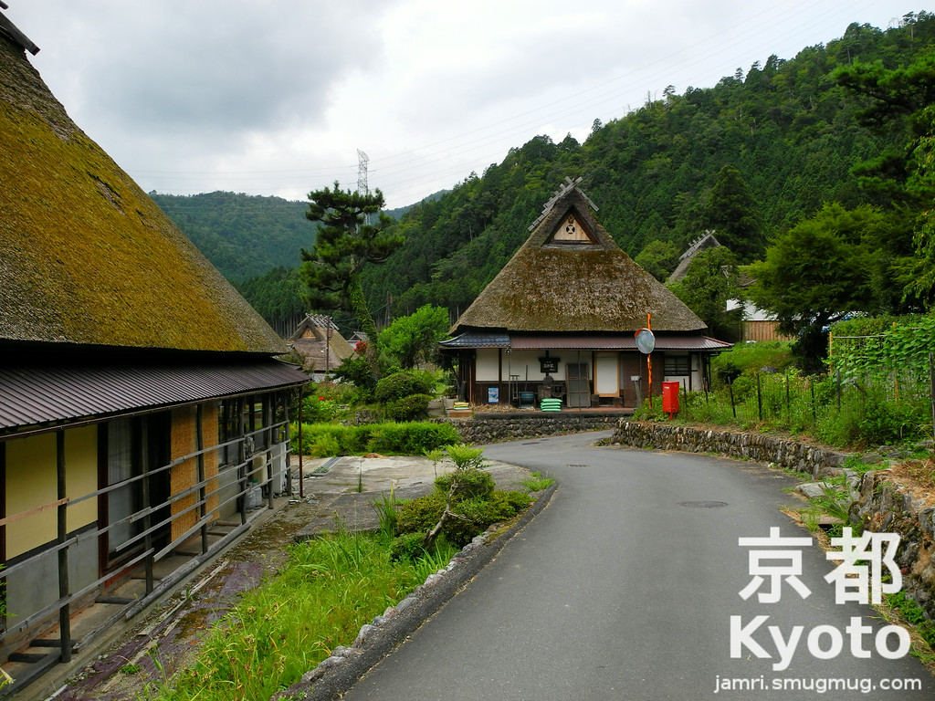 A Walk in Miyama Village